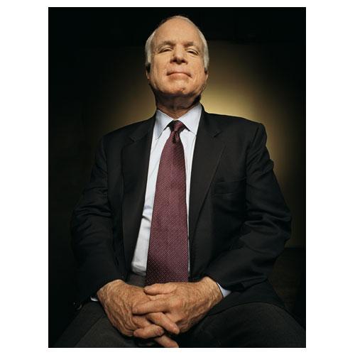 McCain, DearLeader